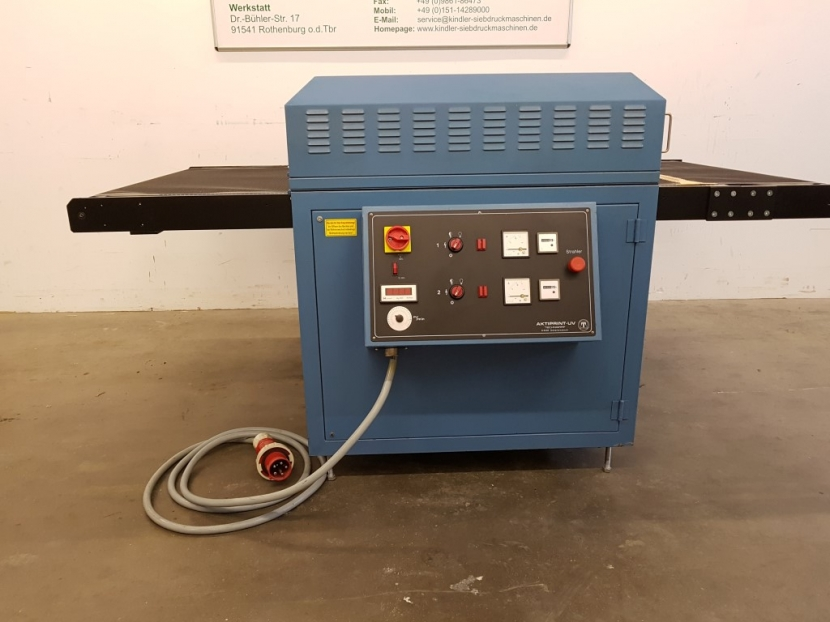 UV dryer