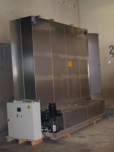Screen washer Zentner Soltec 250